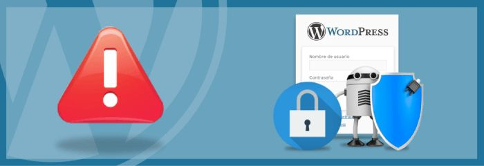 Modifica la url de login de tu WordPress
