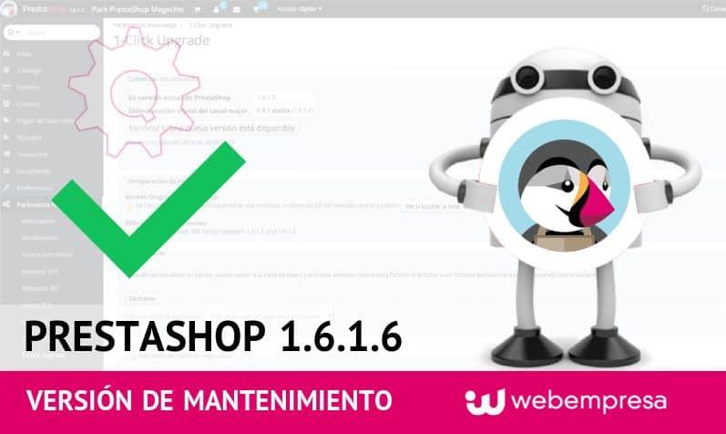 PrestaShop 1.6.1.6