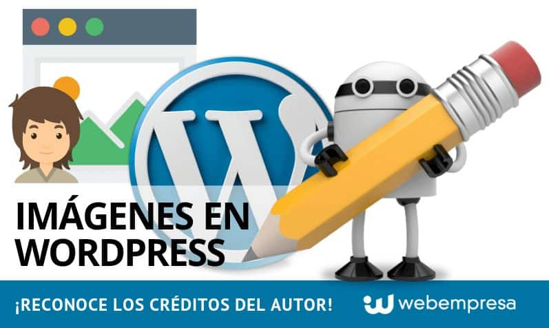 Imágenes en WordPress