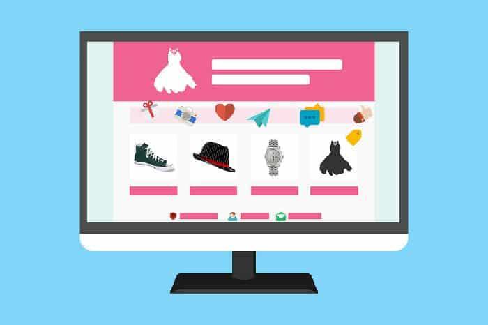 Catálogo Tienda online