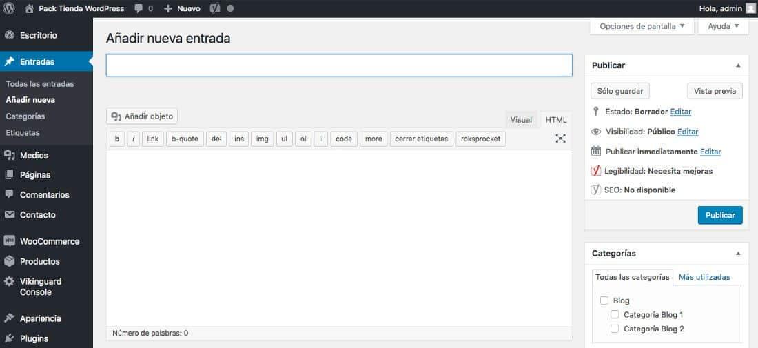 Constructores para WordPress