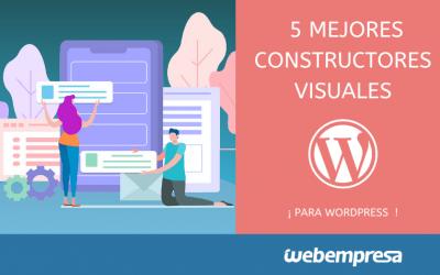 Mejores Page Builders para WordPress que deberías conocer