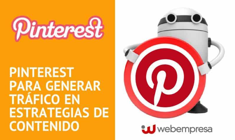 Pinterest para generar tráfico