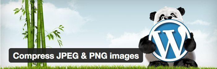Compress JPEG & PNG imagesess