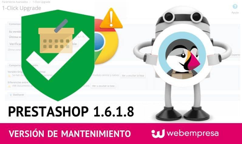 PrestaShop 1.6.1.8