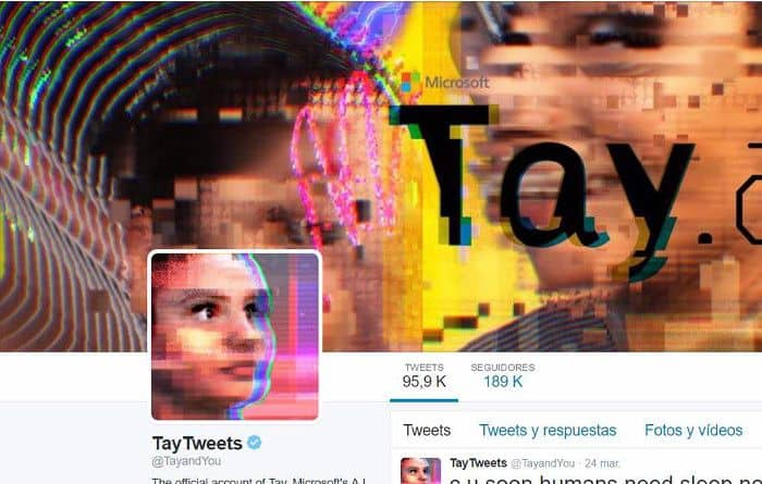 robot Tay