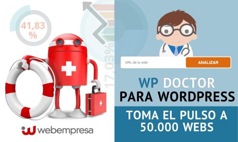 WPDoctor analiza WordPress