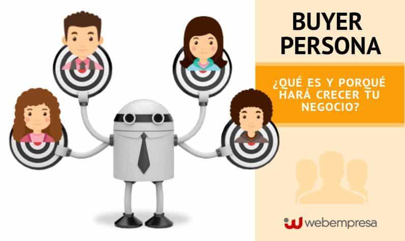Buyer Persona, qué es y por qué hará crecer tu negocio
