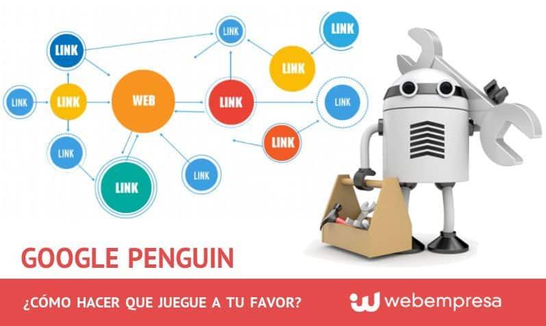 Algoritmo google pinguino