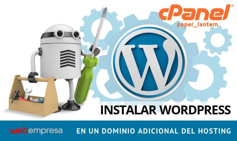 Instalar WordPress