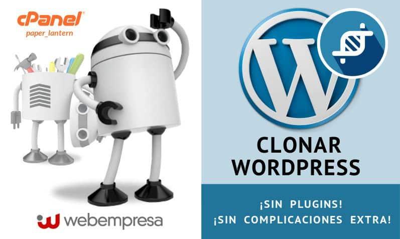 Clonar WordPress