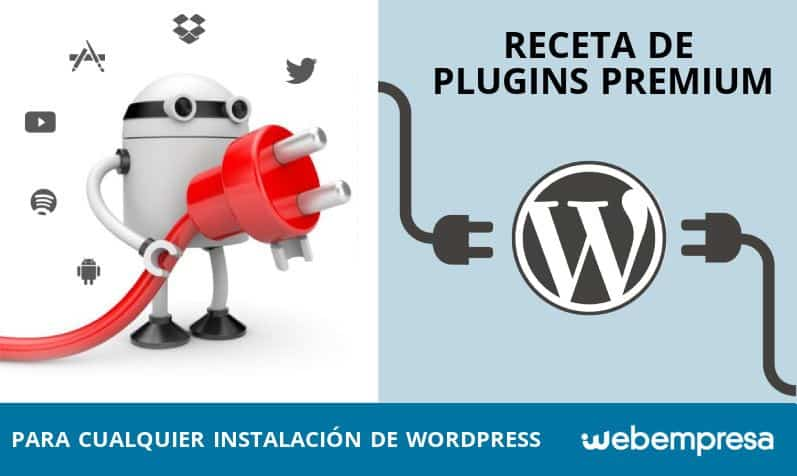 Plugins premium WordPress