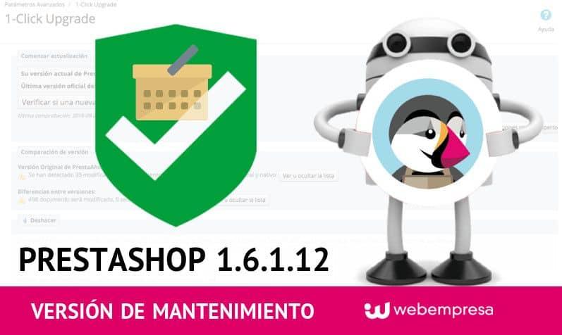 PrestaShop 1.6.1.12