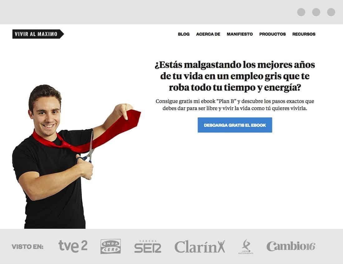Angel Alegre web