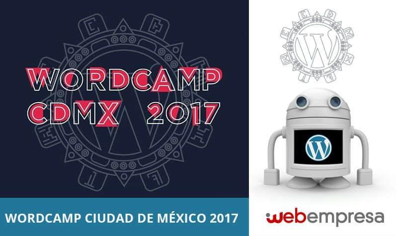 WordCamp Ciudad de México 2017