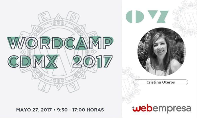 Equipo Webempresa en WordCamp Ciudad de México 2017
