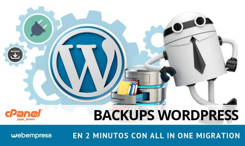 Backups WordPress