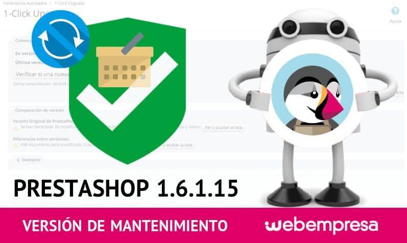 PrestaShop 1.6.1.15