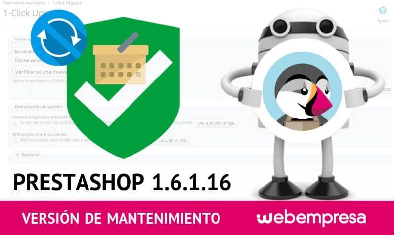 PrestaShop 1.6.1.16