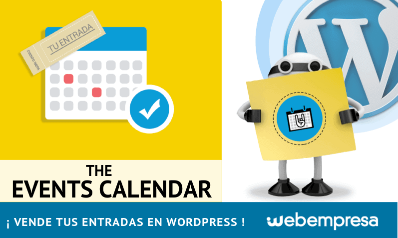 The Events Calendar: ¿cómo vender tus entradas en WordPress?