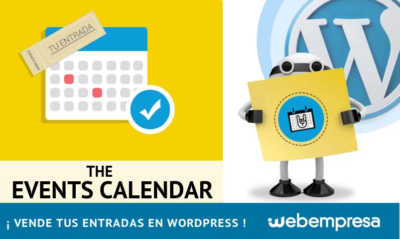 The Events Calendar: ¿cómo vender tus entradas en WordPress?