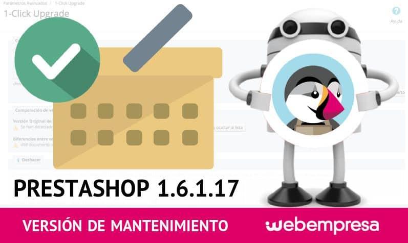 PrestaShop 1.6.1.17