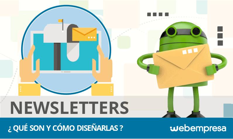 ¿Qué es una newsletter y cómo puedes diseñarla tú mismo?