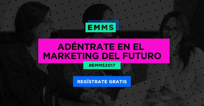 Cartel del evento EMMS 2017