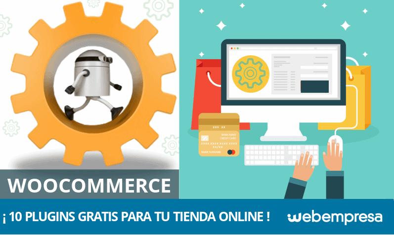 10 plugins para WooCommerce gratuitos para tu tienda online