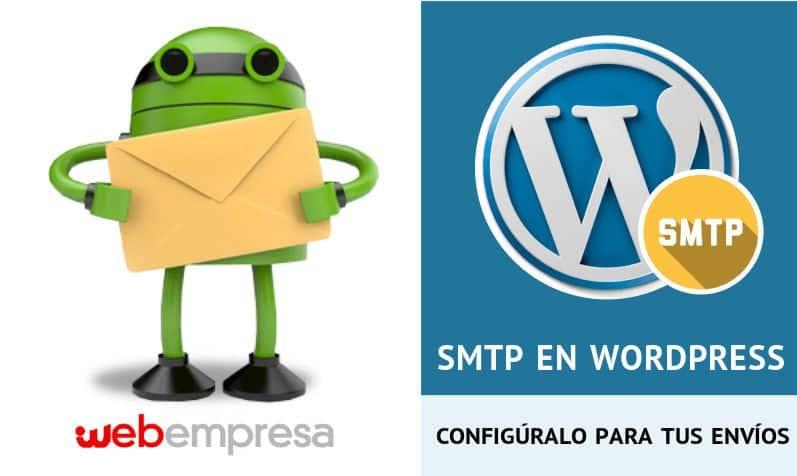 SMTP en WordPress