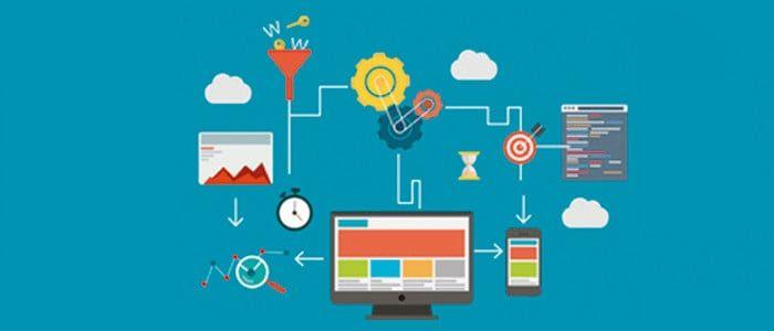 Automatizar procesos digitales en una pagina web