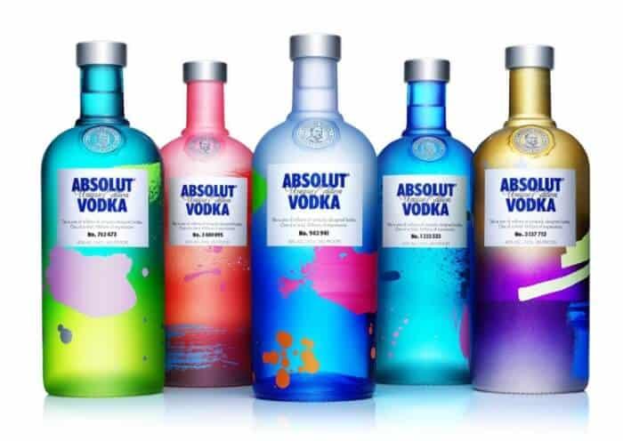 Campaña Absolut vodka