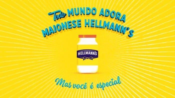 Mayonesa Hellmans en Brasil