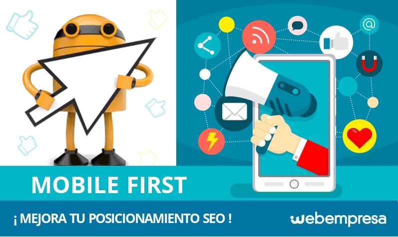 ¿Qué es Mobile First y cómo mejora tu posicionamiento SEO?