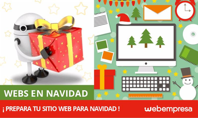 ¿Cómo preparar tu sitio Web para la época de la Navidad?