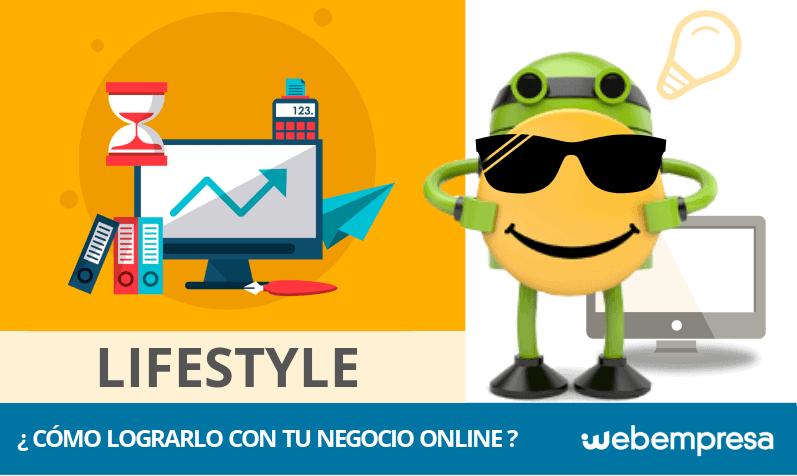 ¿Qué es el Lifestyle y cómo lograrlo con tu negocio online?
