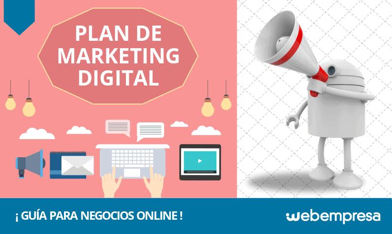 Plan de Marketing Digital: Guía básica para tu negocio online
