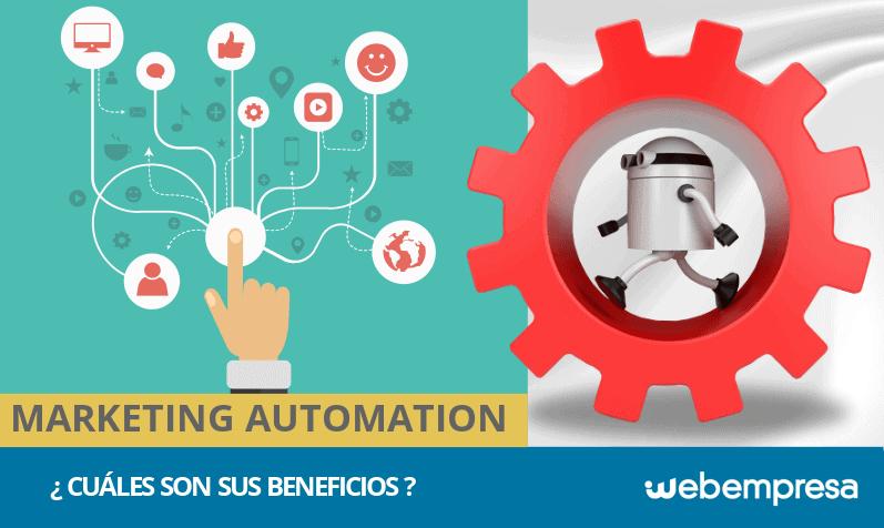 ¿Qué es el Marketing Automation y cuáles son sus beneficios?