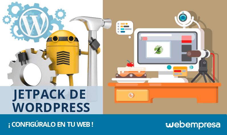 Qué es JetPack en WordPress
