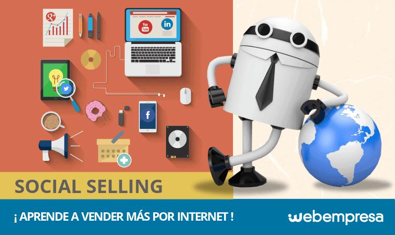 Social Selling:aprende a vender más por internet