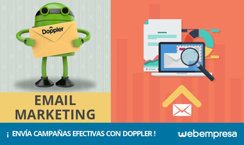¿Cómo usar Doppler para enviar campañas de email efectivas?