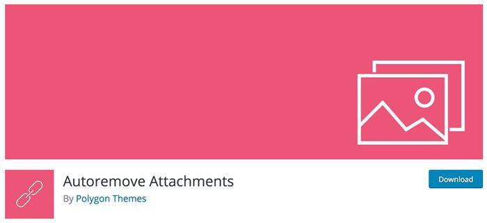 Autoremove Attachments