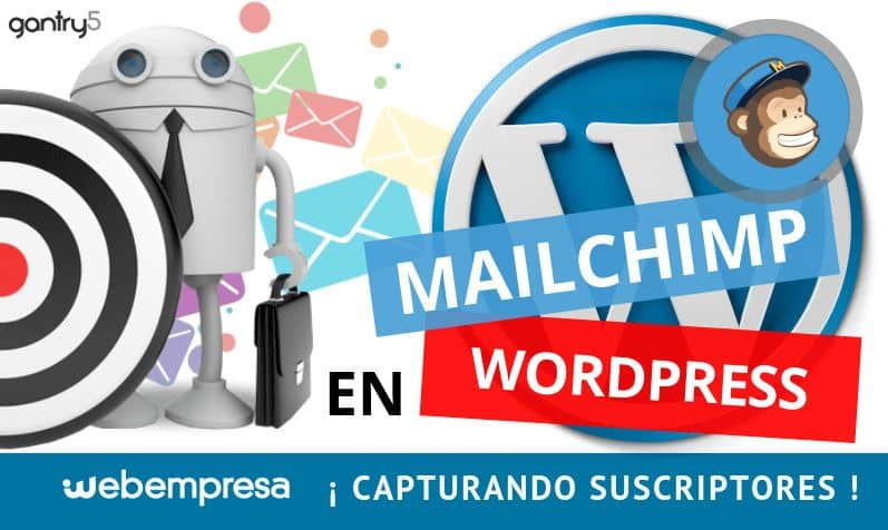 MailChimp en WordPress