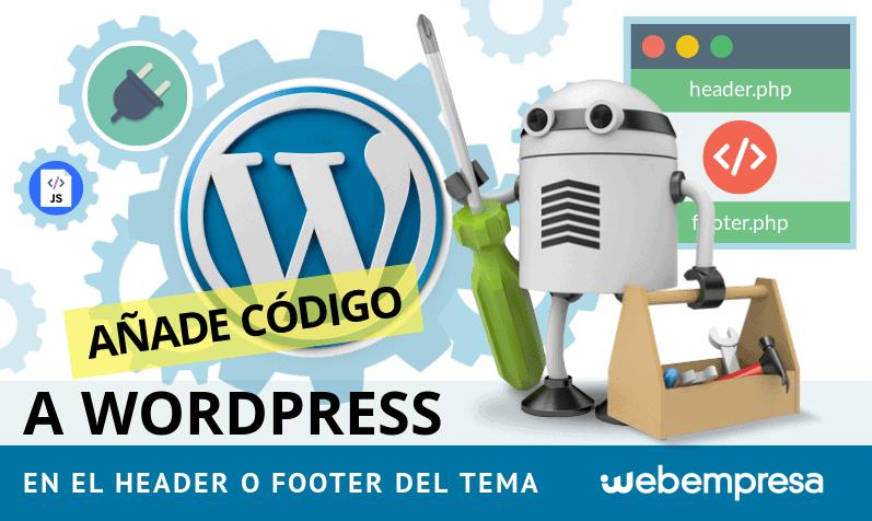 Ajouter du code à WordPress