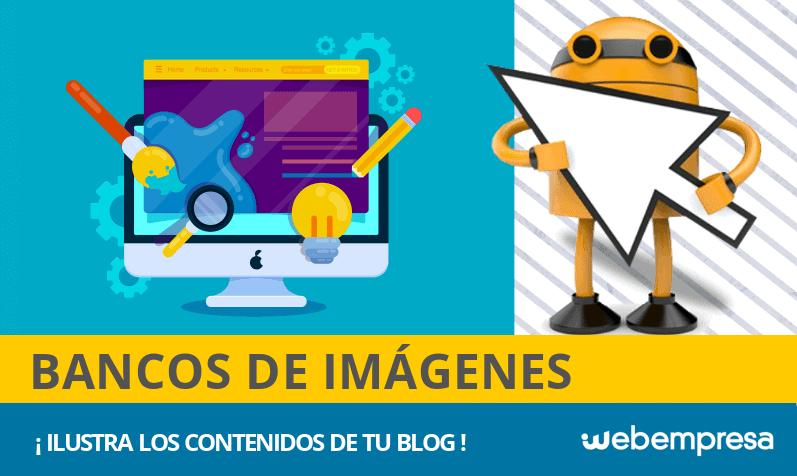15 mejores bancos de imágenes para los contenidos de tu blog