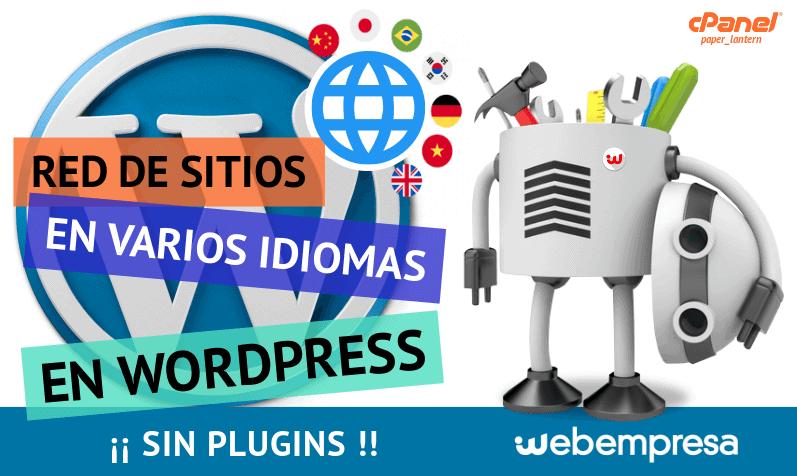 Red de Sitios WordPress