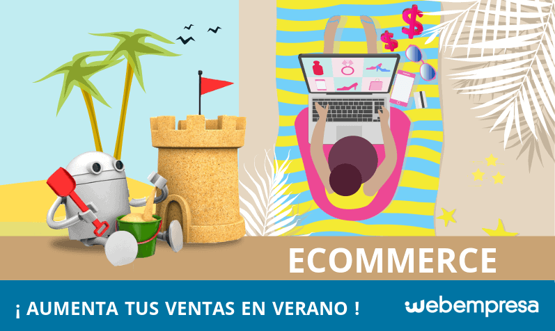 Cómo incrementar las ventas de tu eCommerce en verano