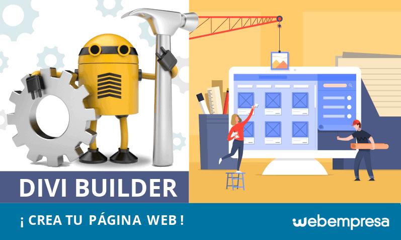¿Qué es Divi Builder y cómo utilizarlo para crear una web?