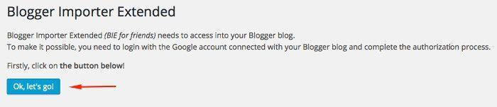 Conectar tu cuenta de Google con el servicio de Blogger