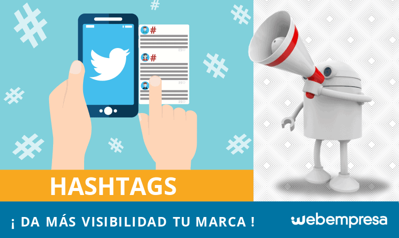 ¿Cómo crear un hashtag en Twitter y dar visibilidad a tu marca?